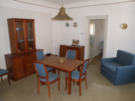 The apartment on the first waterfront line in Veli Losinj