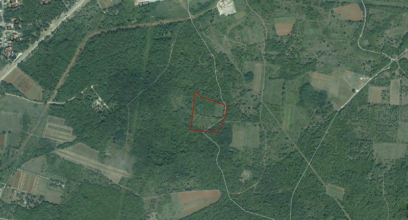 Poljoprivredno zemljište u okolici Poreča