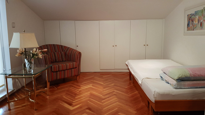 Stanovanje v bližini morja z dvema spalnicama