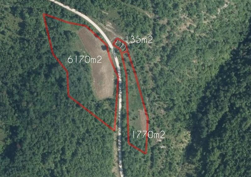 Terreno Poreč, 100m2