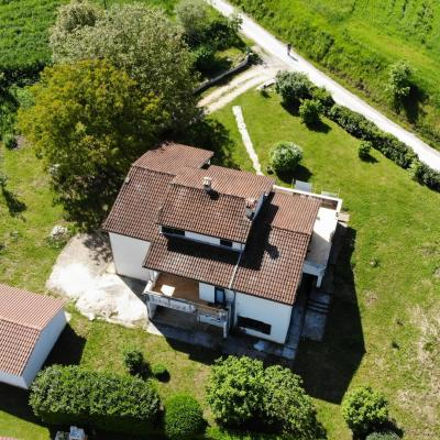 Casa nella parte centrale dell'Istria