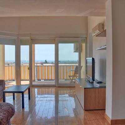 Veliki stan sa pogledom na more, 126 m2