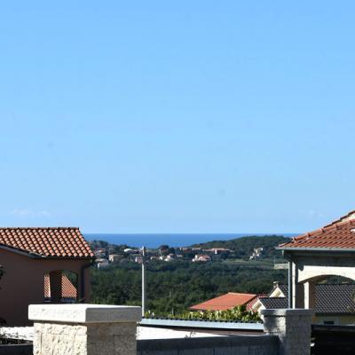 Terreno con vista sul mare a 8 km da Parenzo