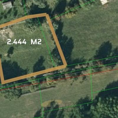 Građevinsko zemljište u okolici Poreča