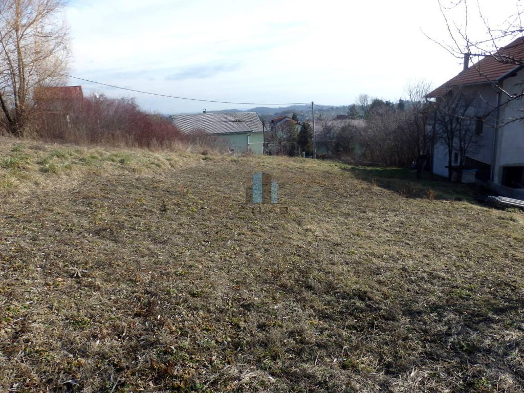 Čučerje, građevinsko zemljište 1500 m2