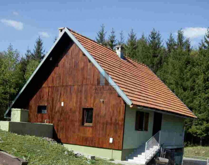 Hiša Drežnica, Ogulin, 80m2