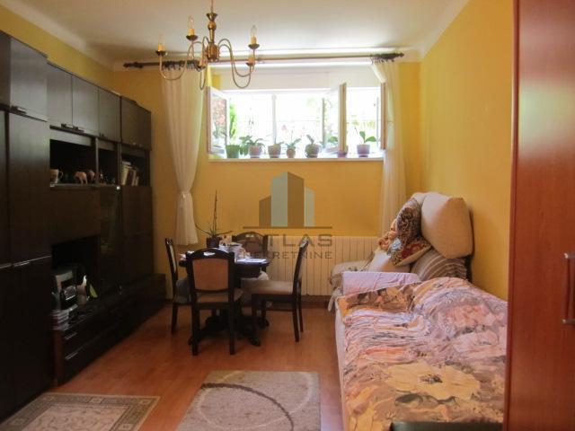 Zagreb, Kvatrić, jednosoban stan 36,85 m2, suteren, PRILIKA