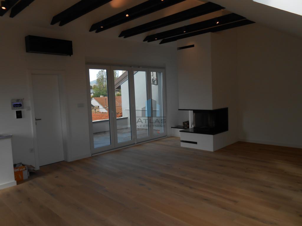 Rudeš, luksuzni stan, 115 m2, četverosobni