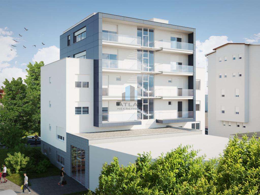 Apartment Borongaj, Peščenica - Žitnjak, 63,54m2