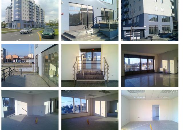 Poslovni prostor Knežija, Trešnjevka - Jug, 340,59m2