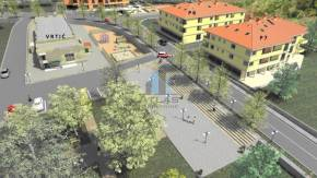 Građevinsko zemljište za poslovno-stambeni objekt