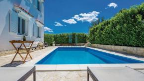 Čižići, 1S+DB s bazenom i terasom