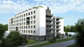 Zagreb,Špansko-Oranice, stambeno-poslovna novogradnja