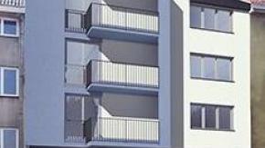 Zagreb, Trešnjevka, novogradnja, trosoban stan površine 53,55 m2