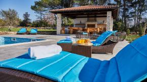 Luksuzna vila s 5 zvijezdica, Istra, Juršići