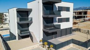 Novalja, moderna novogradnja, 76 m2