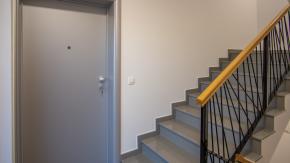 Novalja, moderna novogradnja, 69 m2, okućnica