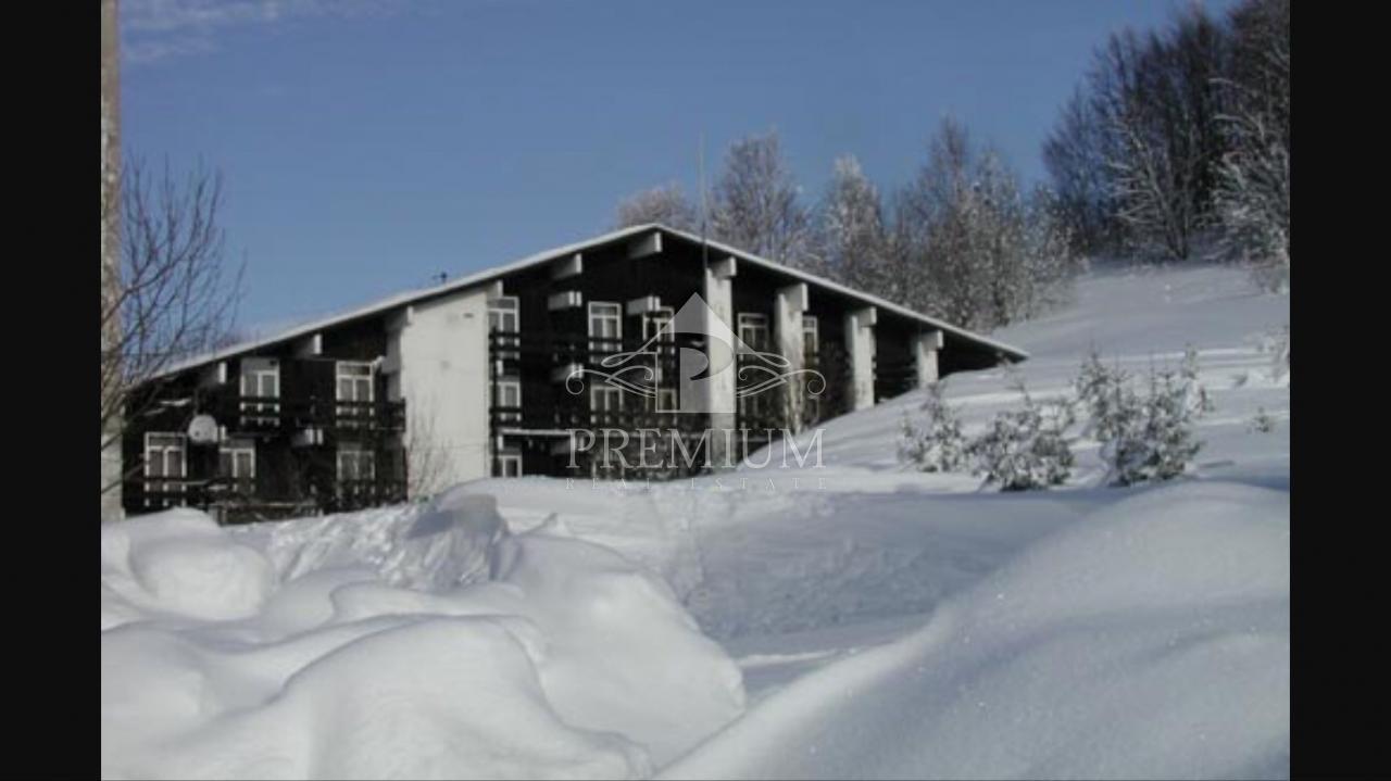 Albergo Begovo Razdolje, Mrkopalj, 2.218m2