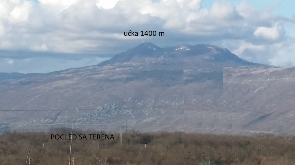 Istra, Labin okolica, građevinsko zemljište