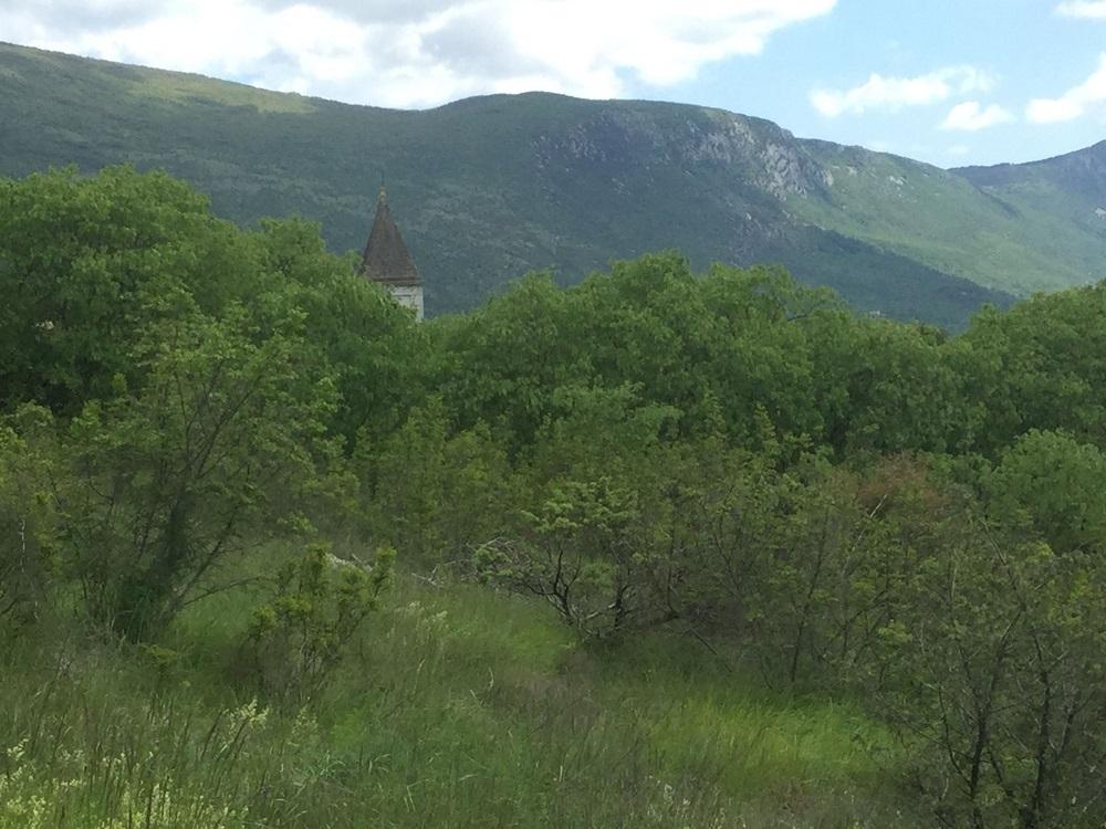 Nekretnine Istra,Labin,  teren sa pogledom na cijelu dolinu