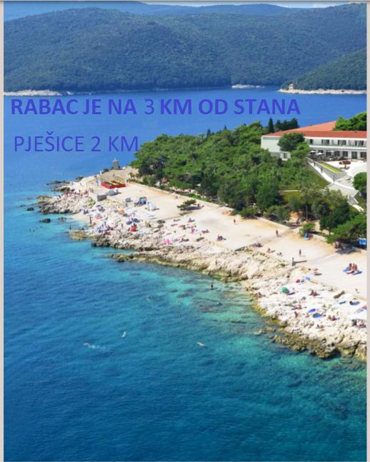 Prodajem stan u rezidencijalnom dijelu grada, Labin-Rabac