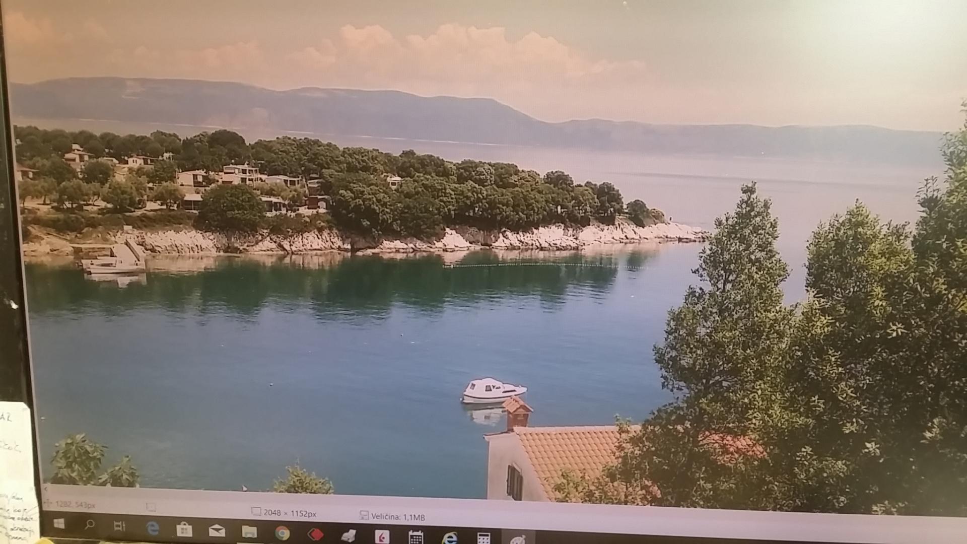 Istra, prvi red do mora, građevinsko zemljište