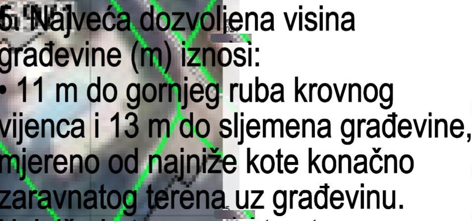 Grundstück Ičići, Opatija - Okolica, 1.080m2
