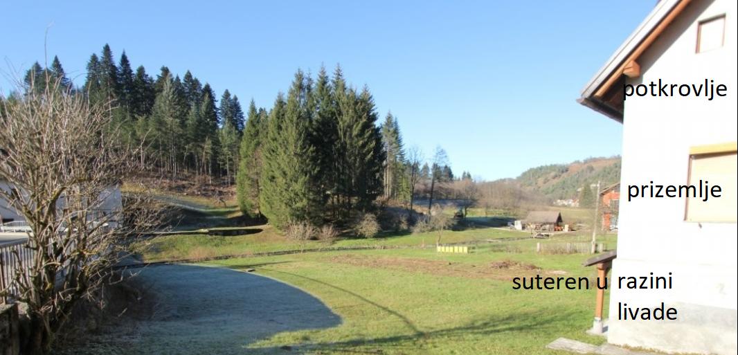 Haus Gorani, Skrad, 240m2