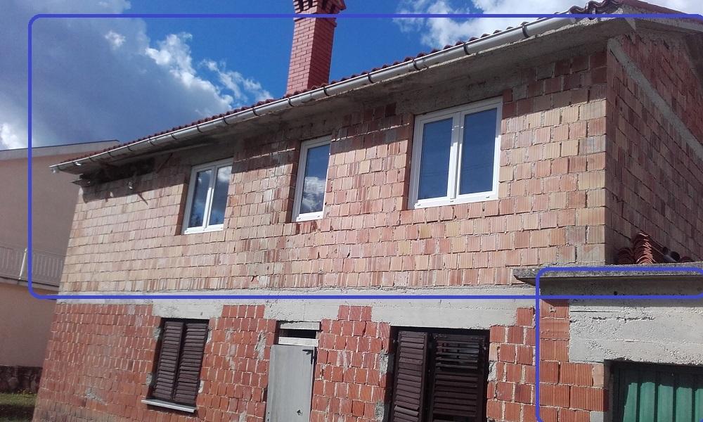 Istra, Labin(Rabac), stan na katu