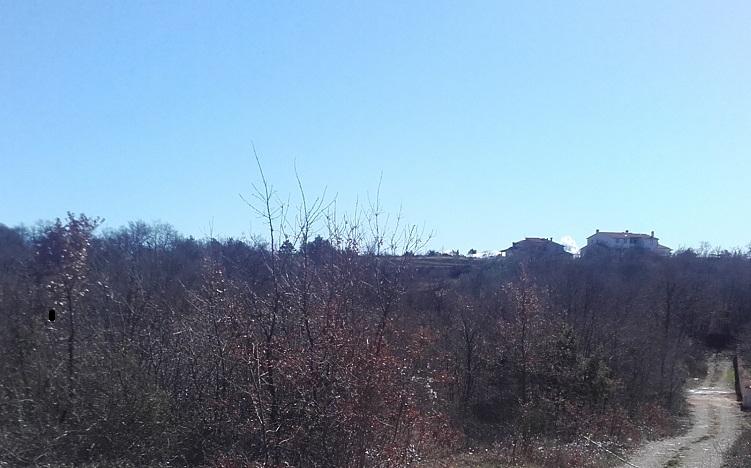 Istra,Labin(Rabac), građevinsko zemljište 2 km od centra