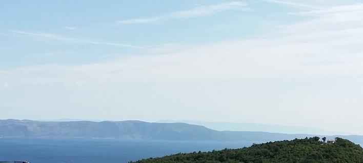 Istra, Labin(Rabac), stan s pogledom na more