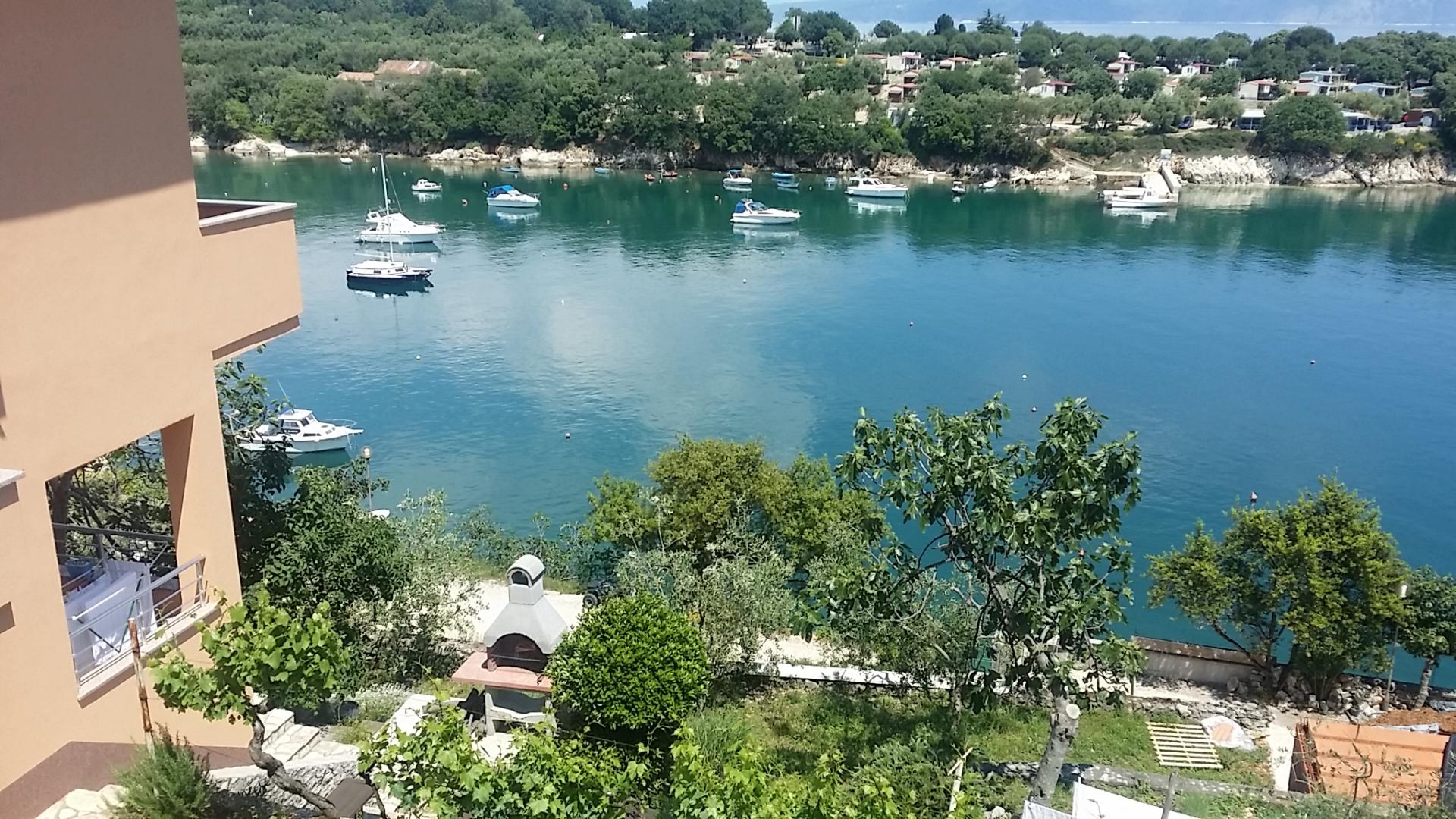 Istra, Labin(Rabac), građevinsko zemljište uz more