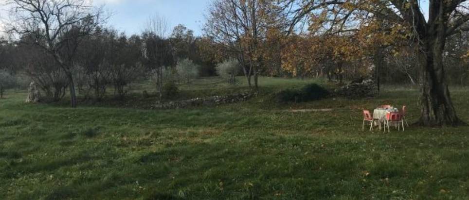 Labin(4km),Kuća sa velikom okućnicom(46.000 m2)
