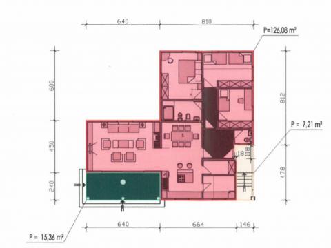 Haus Rovinj, 149m2