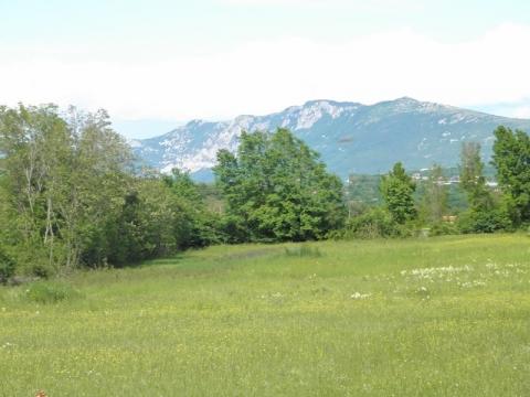 Nekretnine u Istri, Labin-Rabac,  kuća započeta gradnja - projekat  sa 40 vila