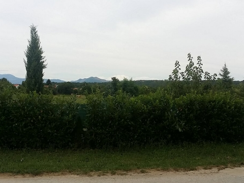 Grundstück Labin, 1.600m2