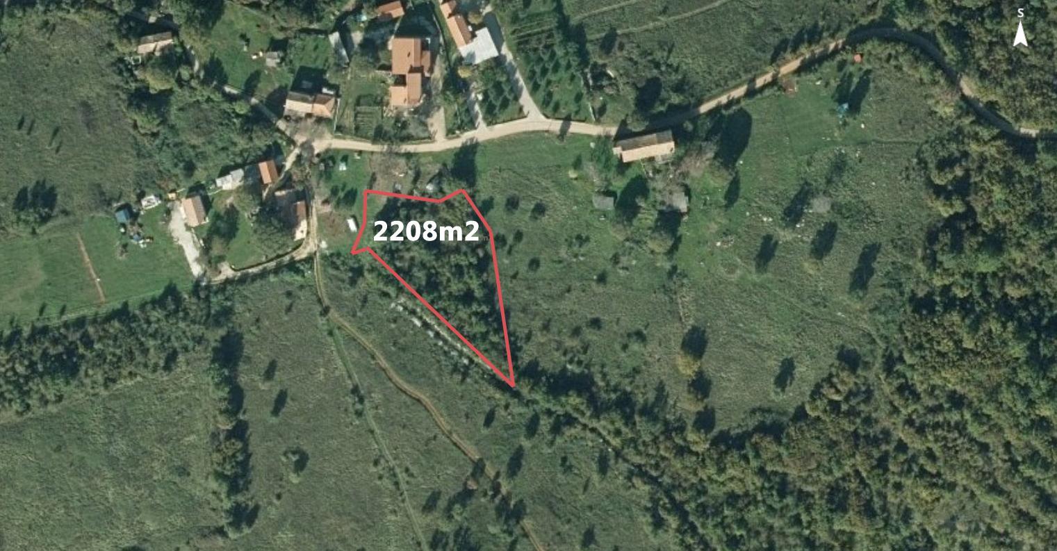 Grundstück Poreč, 2.208m2
