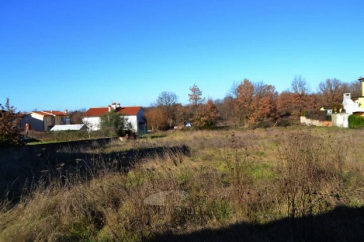 Građevinsko zemljište u okolici Poreča, 1493 m2