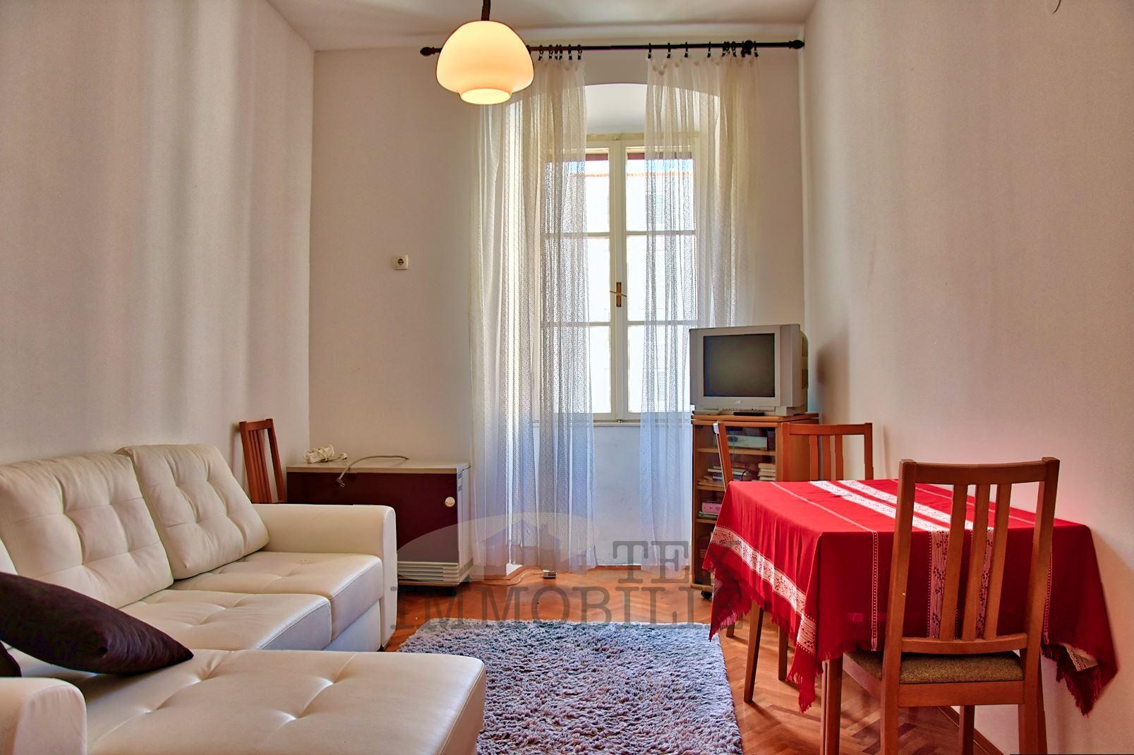 Stan sa dvije spavaće sobe u centru Poreča