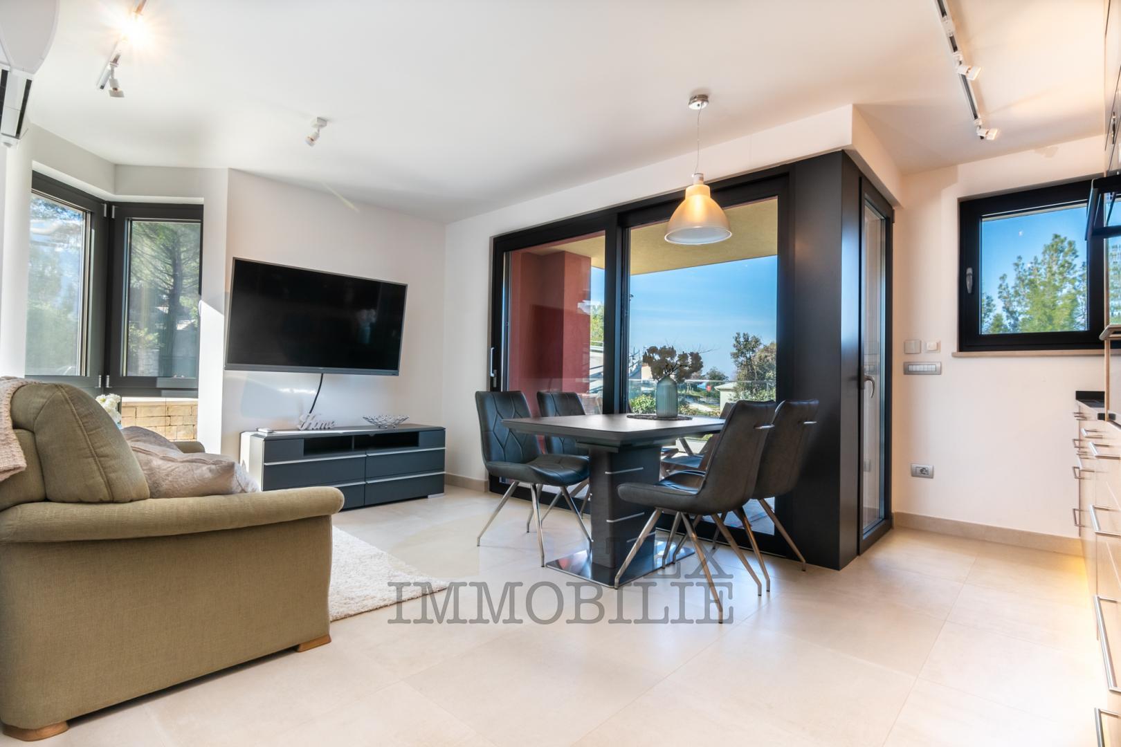 Vrsar - luksuzno stanovanje ob morju