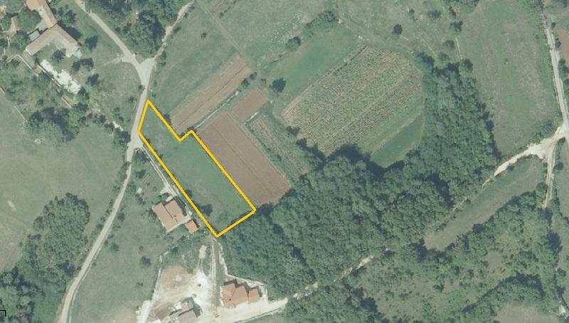 Građevinsko zemljište u okolici Tinjana