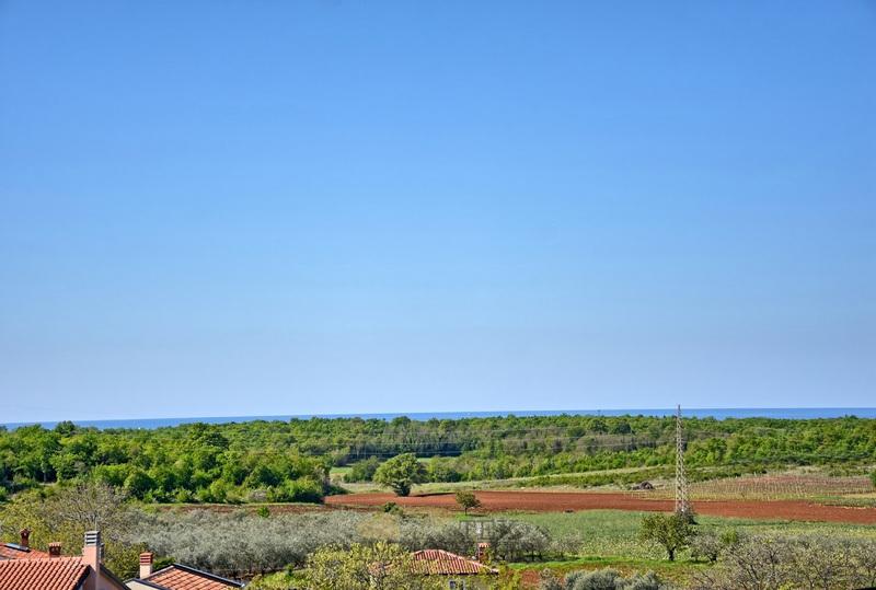 Kuća sa pogledom na more u okolici Poreča