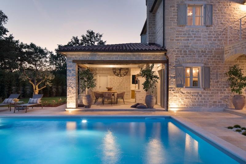 Luksuzna kamena vila u srcu Istre - Vila Elena