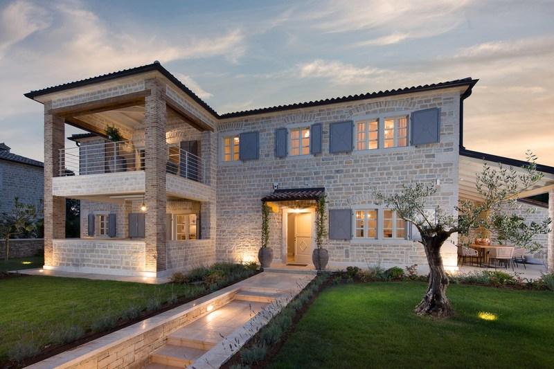 Luksuzna kamena vila u srcu Istre - Villa Zoe
