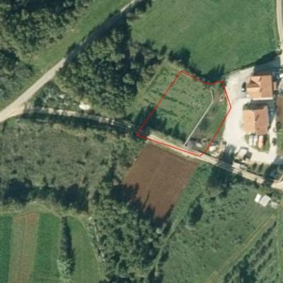 Building land near Sv. Lovreč