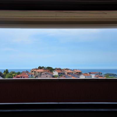 Vrsar, stan sa predivnim pogledom na more