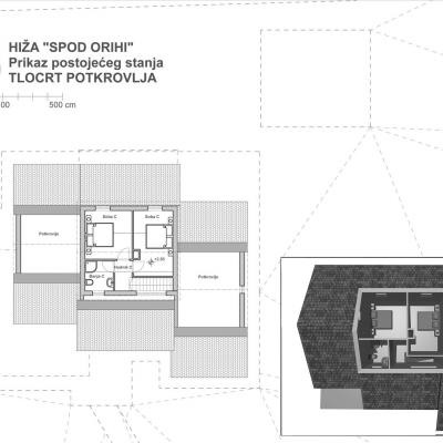 House in the central part of Istria