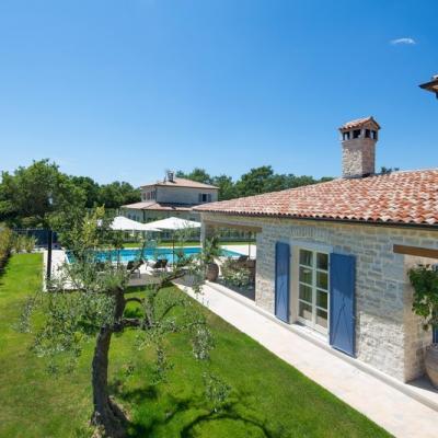 Luksuzna kamena vila u srcu Istre - Villa Elli